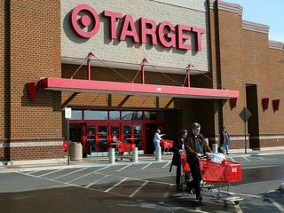 Target revamps stores for those in a rush
