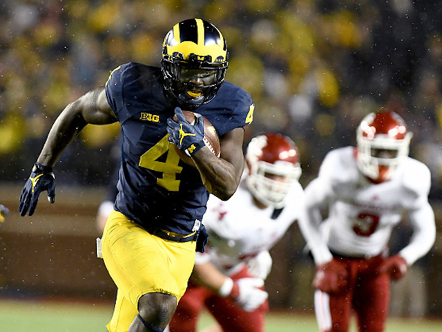 Michigan-Ohio State tradition has playoff implications again