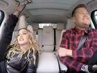 Madonna joins James Corden on 'Carpool Karaoke'