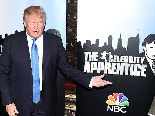Trump retaining 'Apprentice' producer credit is 'just business,' Schwarzenegger says