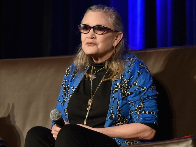 Carrie Fisher in stable condition, mother says