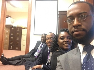 NAACP stages sit-in at Sen. Sessions' office