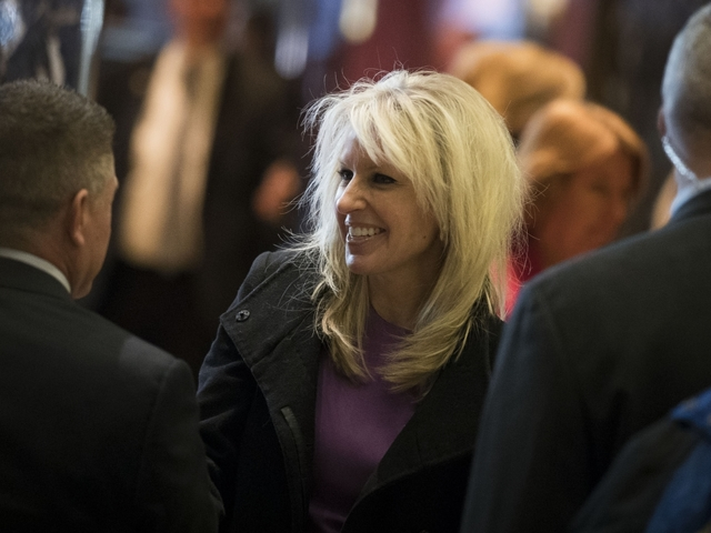 Trump aide Monica Crowley plagiarized 2012 book