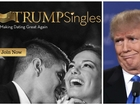 TrumpSingles vows to 'make dating great again'
