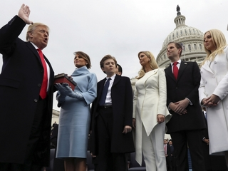 Trump team meant for inauguration to be subtle