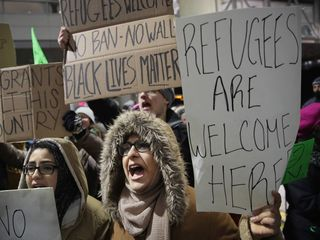 Many voters supported immigration restrictions