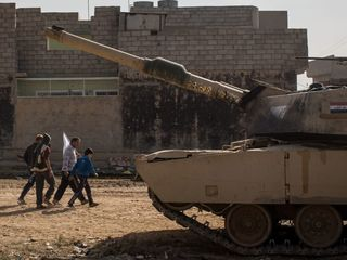 Forces move on last ISIS stronghold in Iraq