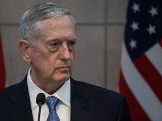 Mattis: US won't take Iraq's oil