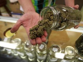 White House hints at enforcing marijuana law