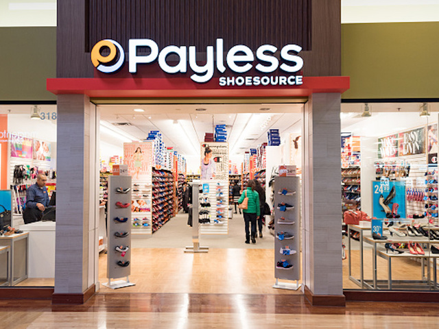 Payless ShoeSource files for bankruptcy, will close 400 stores