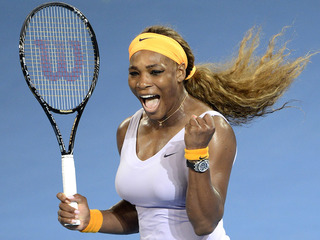 Serena Williams thanks mom for being role model