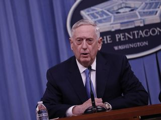 Mattis says Syria still has chemical weapons