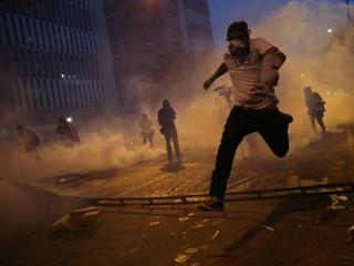 At least 12 Killed in Venezuelan riots