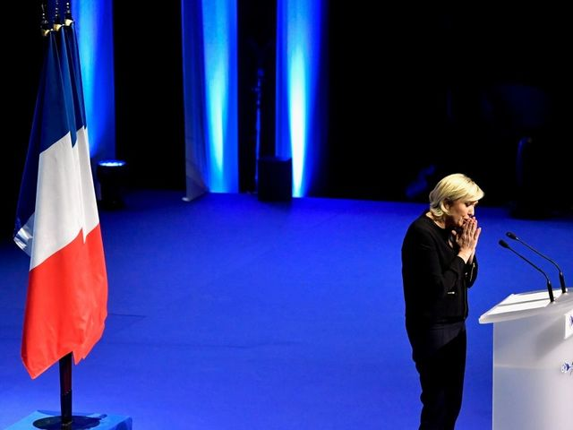 France goes to presidential poll amid high security