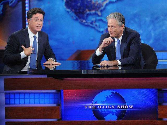 Stephen Colbert Says Donald Trump's Mouth Is 'Vladimir Putin's Cock Holster'