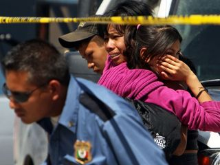 Mexico is world's second-deadliest conflict zone
