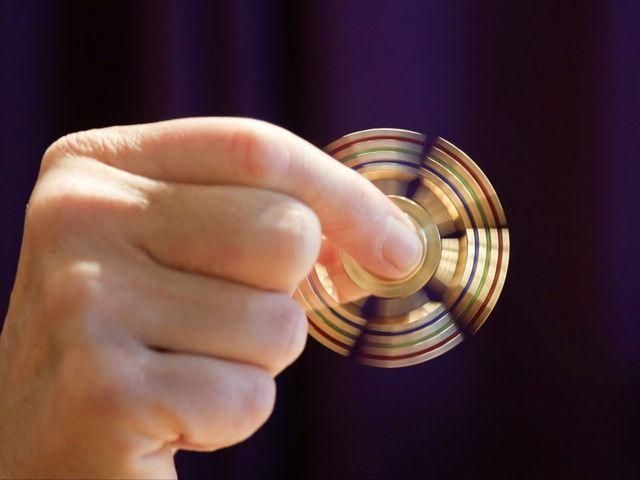 Fidget spinner app reaches 7 million downloads