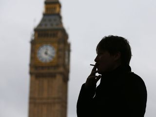 UK fully implements plain cigarette packaging
