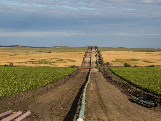 Dakota Access pipeline now operational, developer says