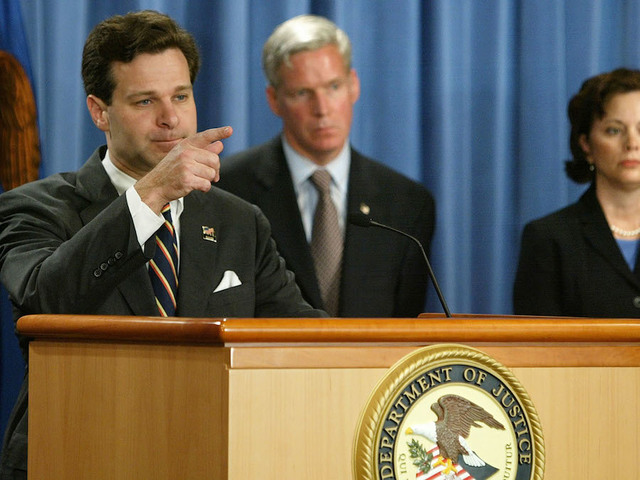 Christopher Wray - a Safe Choice for Trump