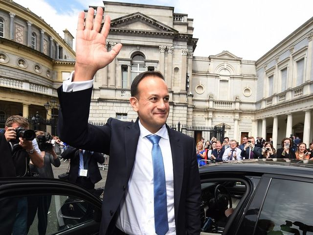 Varadkar confirmed as Ireland's first gay prime minister