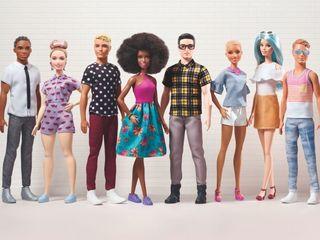 Barbie's boyfriend Ken gets diversity makeover