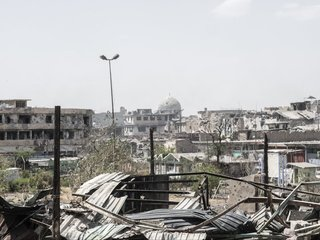 Iraq recaptures historic Mosul mosque from ISIS