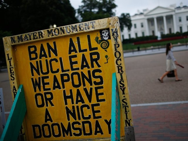 European and US bishops call for elimination of nuclear weapons globally