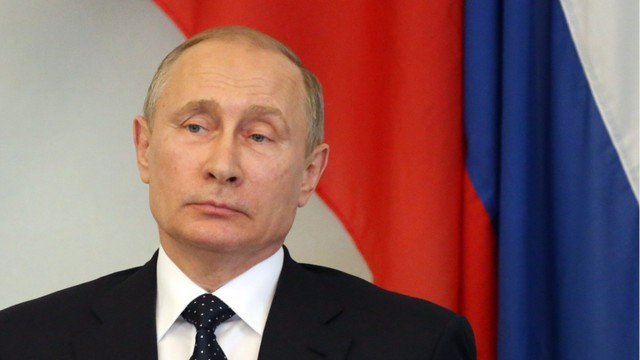 Putin decries 'anti-Russian hysteria' in US