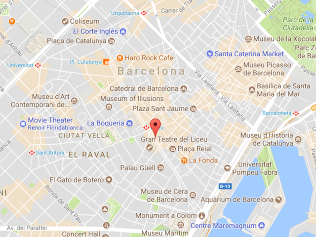Van Plows Into Crowd Of Pedestrians In Barcelona, Spain