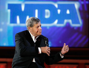 Comedian Jerry Lewis dead at 91