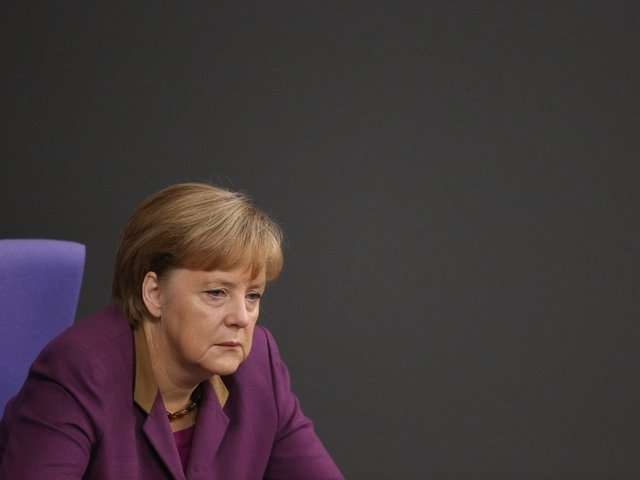 Germany's Merkel sees case for European fund to aid reform