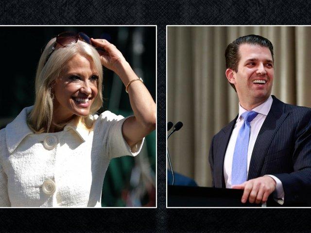 Trump Jr., Kellyanne Conway No Longer Under Secret Service Protection