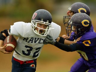 Study links youth football to cognitive issues