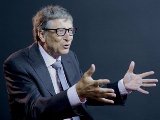 Bill Gates: Sorry about Control-Alt-Delete