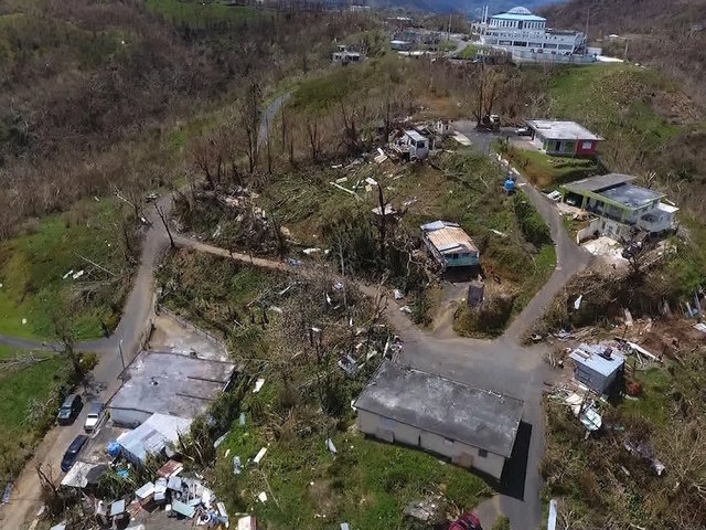 Did President Trump Blame Puerto Rico for Its Hurricane Disaster?