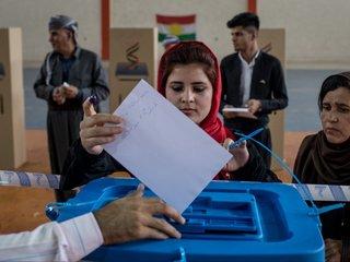 Iraqi Kurds support independence in referendum