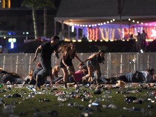 White House says PA man hero at Vegas shooting