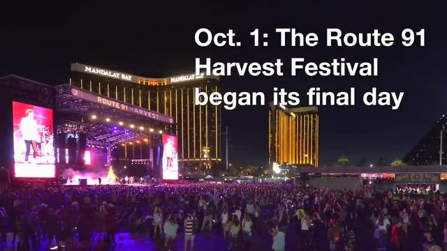 The Las Vegas Mass Shooting on October first resulted in the deaths of 59 people including the shooter and injured at least 500 more.                      KTNV