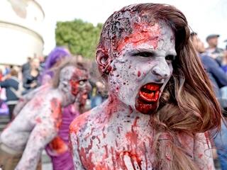 Zombie alert sent to Florida residents