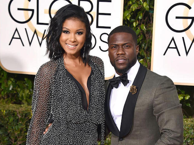 Kevin Hart announces the birth of his son, Kenzo