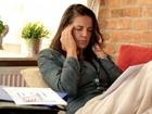 Flu symptoms versus cold symptoms