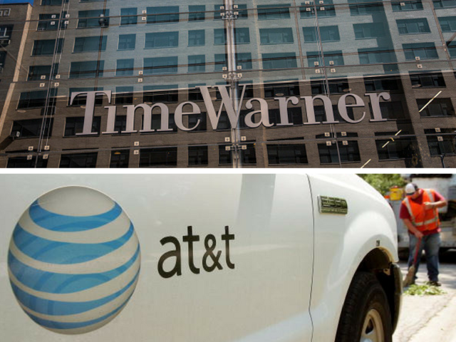 US Faces Off Against AT&T to Block Time Warner Merger