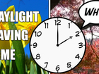 Counting Down To Daylight Saving Time