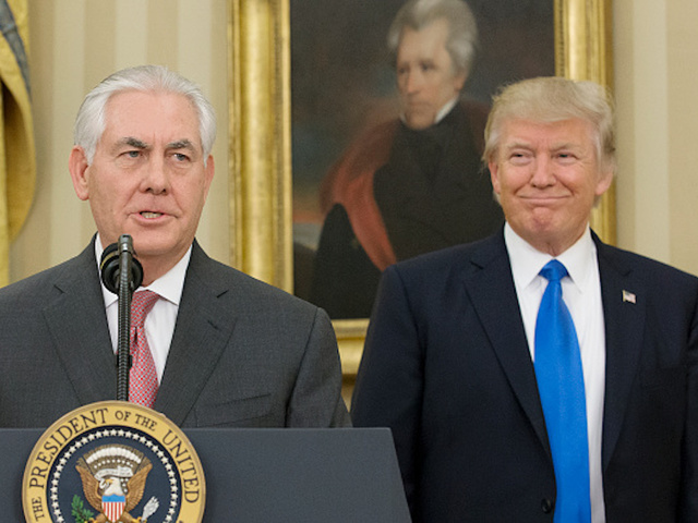 Tillerson will be out at State Department within weeks