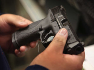 Man says he used toy gun in Louisiana robberies