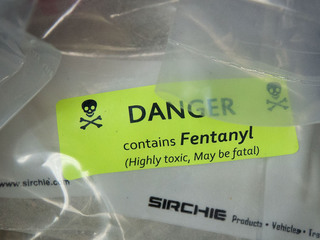 Baltimore Co. officers exposed to fentanyl