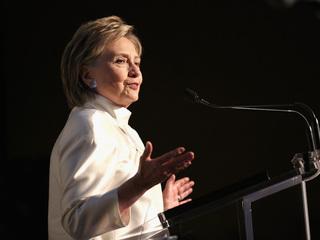 Hillary Clinton to be honored at Harvard