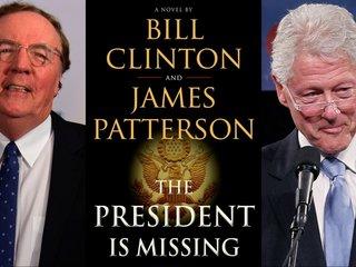 Clinton-Patterson novel sells 250,000 copies