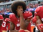 Colin Kaepernick awarded for protest